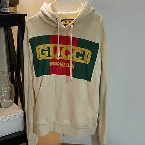Gucci sweater dapper Dan